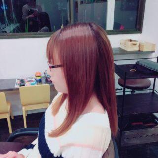 さらさらな髪