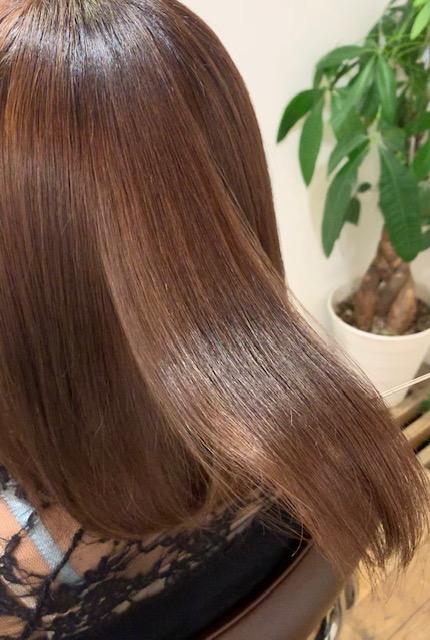髪質改善トリートメントの導入