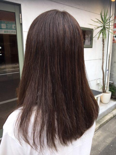 スキンケアカラーテクニック【十条 カラー 美容院】