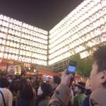 花園神社で酉の市