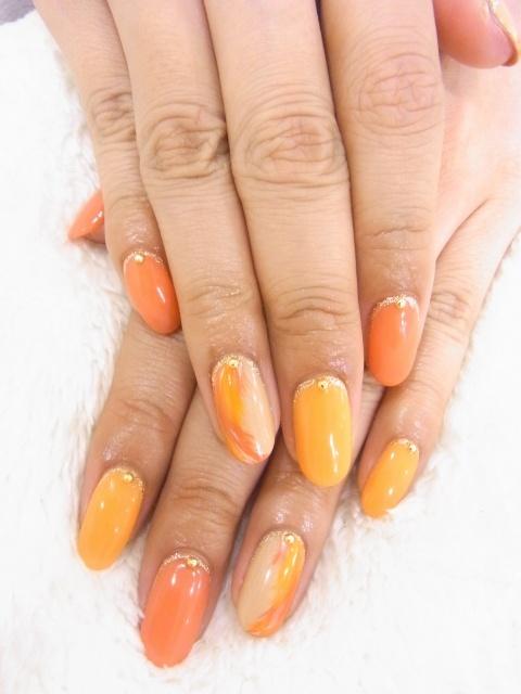 オレンジフェザー