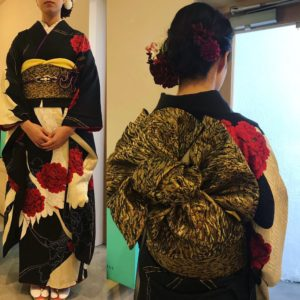 2021年度【卒業式のご案内】着付け(振袖、袴、浴衣、着物)ができる十条、赤羽、王子の美容室