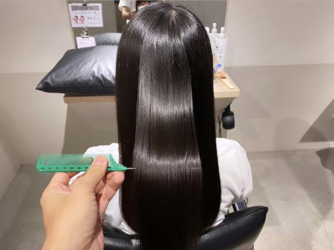 髪質改善ナプリア
